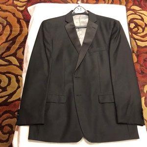 Tuxedo men's all black